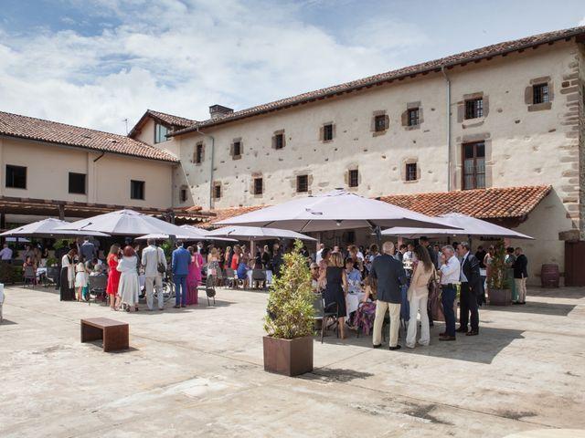 La boda de Naiara y Alvaro en Gordexola, Vizcaya 45