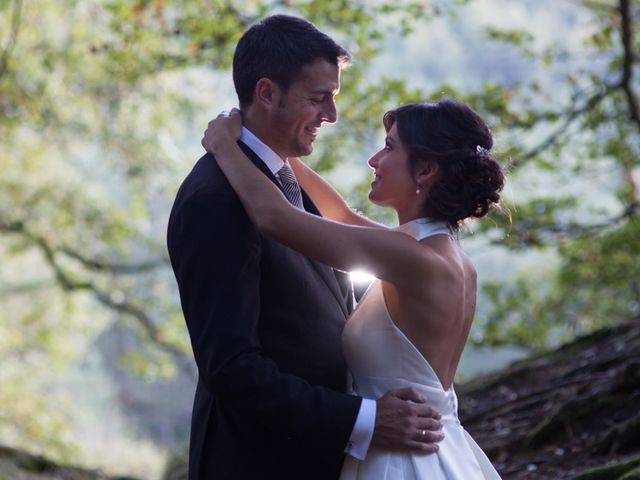 La boda de Naiara y Alvaro en Gordexola, Vizcaya 58