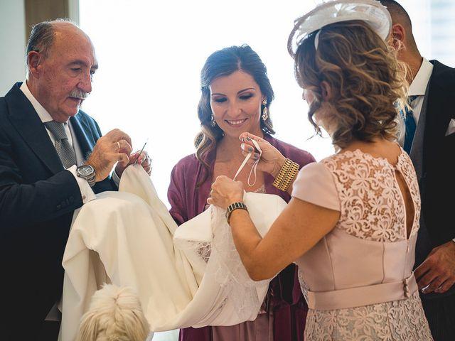 La boda de Fran y Vanessa en Guadarrama, Madrid 8