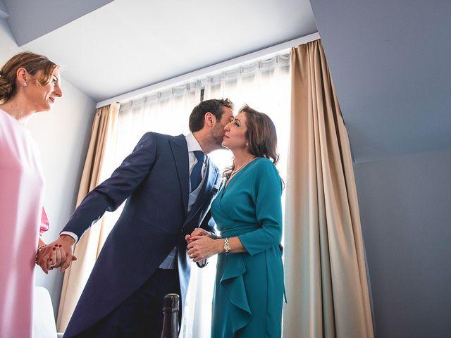 La boda de Fran y Vanessa en Guadarrama, Madrid 12