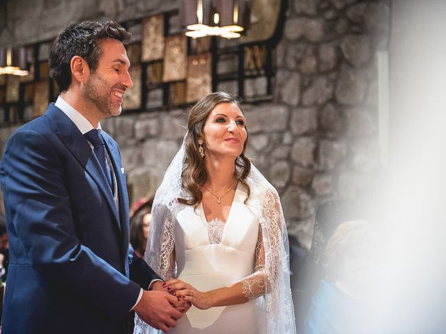 La boda de Fran y Vanessa en Guadarrama, Madrid 15