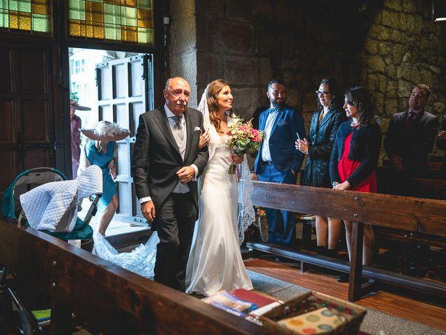 La boda de Fran y Vanessa en Guadarrama, Madrid 16