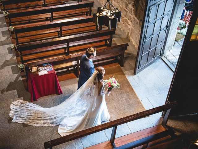 La boda de Fran y Vanessa en Guadarrama, Madrid 17