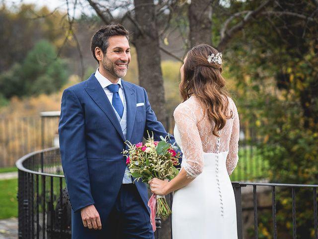 La boda de Fran y Vanessa en Guadarrama, Madrid 18