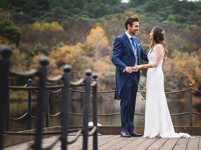 La boda de Fran y Vanessa en Guadarrama, Madrid 26