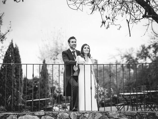 La boda de Fran y Vanessa en Guadarrama, Madrid 29