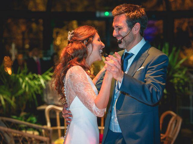 La boda de Fran y Vanessa en Guadarrama, Madrid 41