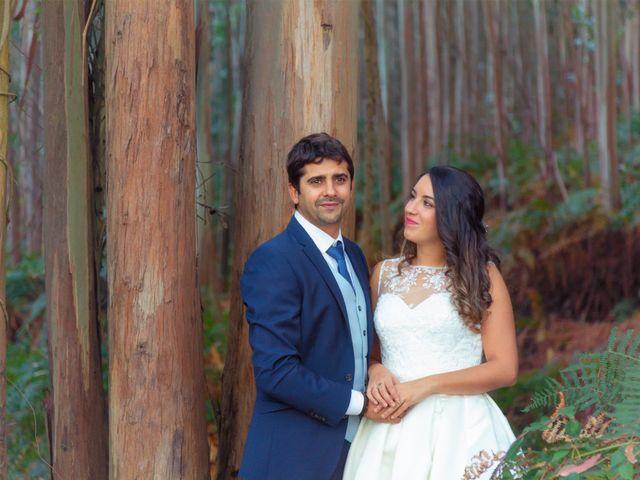 La boda de Edén y Sandra en Guyame, Asturias 42