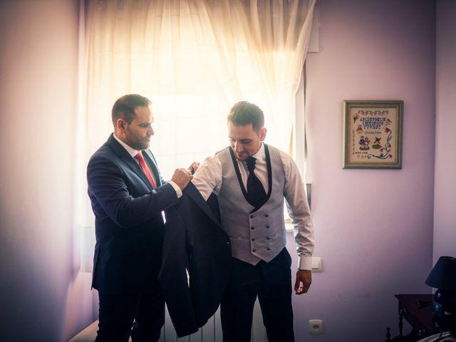 La boda de Carlos y Noe en Ciudad Rodrigo, Salamanca 11
