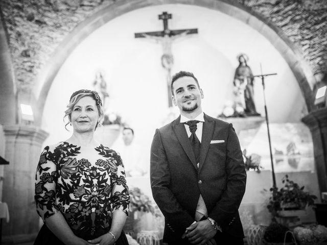 La boda de Carlos y Noe en Ciudad Rodrigo, Salamanca 27