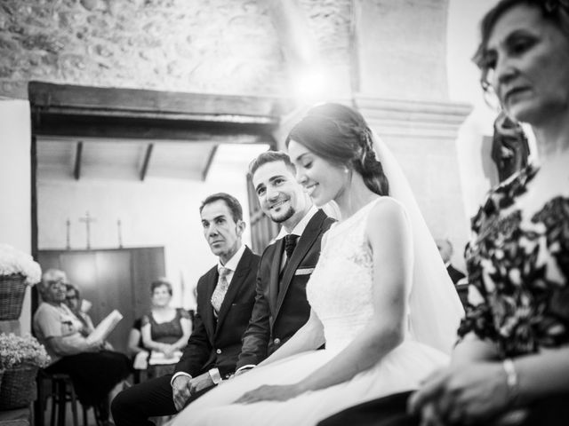 La boda de Carlos y Noe en Ciudad Rodrigo, Salamanca 33