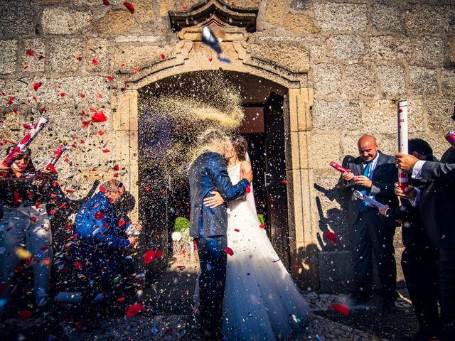 La boda de Carlos y Noe en Ciudad Rodrigo, Salamanca 41