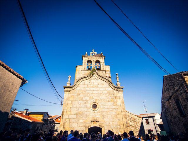 La boda de Carlos y Noe en Ciudad Rodrigo, Salamanca 42