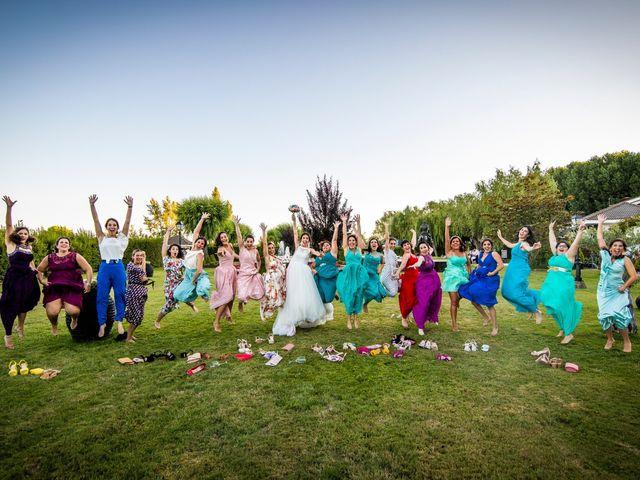 La boda de Carlos y Noe en Ciudad Rodrigo, Salamanca 2