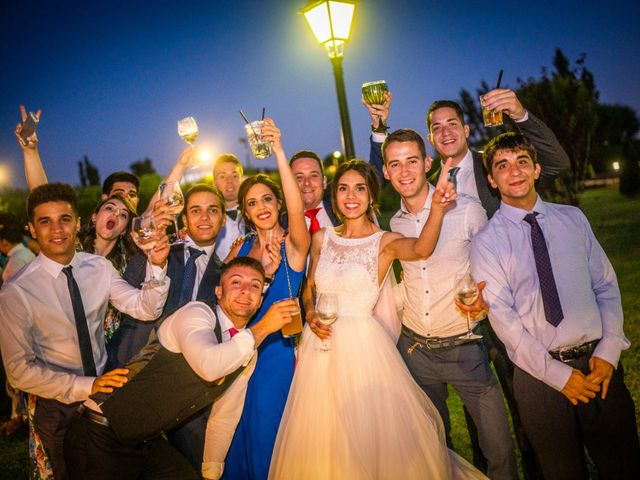 La boda de Carlos y Noe en Ciudad Rodrigo, Salamanca 65