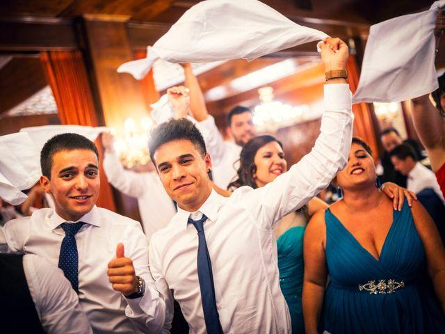 La boda de Carlos y Noe en Ciudad Rodrigo, Salamanca 83