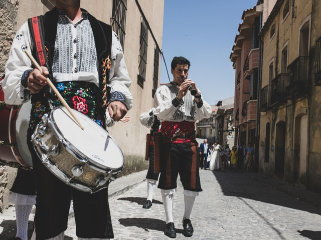 La boda de Juan y María en Segovia, Segovia 28
