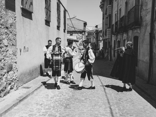 La boda de Juan y María en Segovia, Segovia 30