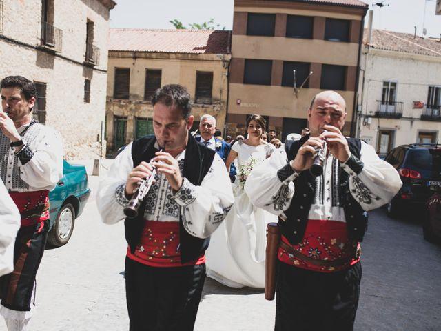 La boda de Juan y María en Segovia, Segovia 31