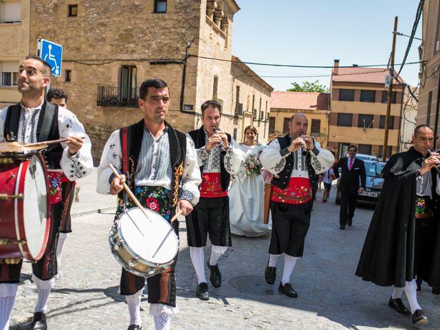 La boda de Juan y María en Segovia, Segovia 32