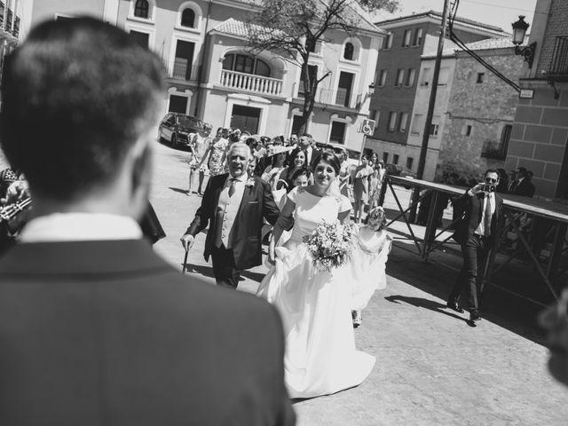 La boda de Juan y María en Segovia, Segovia 33