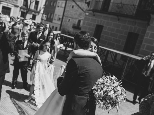 La boda de Juan y María en Segovia, Segovia 34