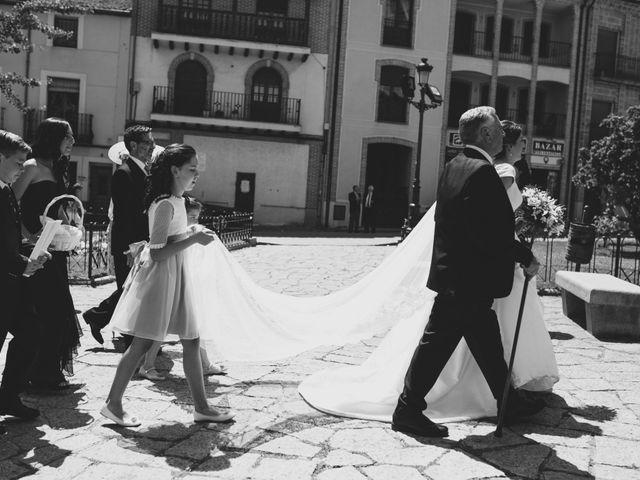 La boda de Juan y María en Segovia, Segovia 35