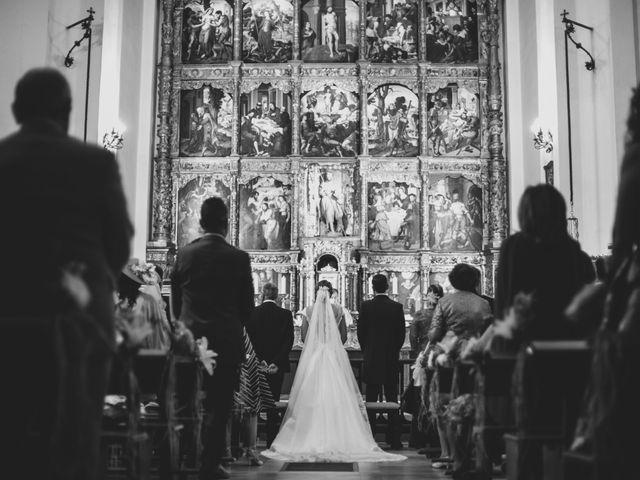 La boda de Juan y María en Segovia, Segovia 38