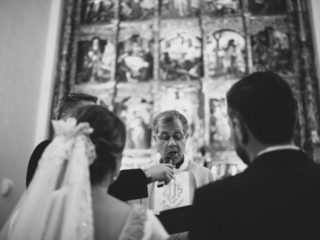 La boda de Juan y María en Segovia, Segovia 40