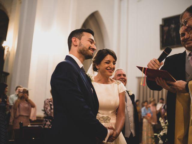 La boda de Juan y María en Segovia, Segovia 41