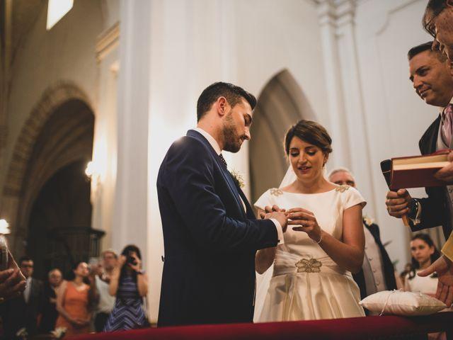 La boda de Juan y María en Segovia, Segovia 42