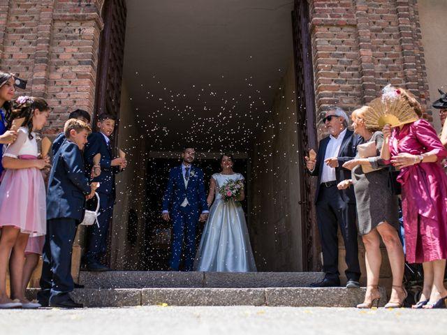 La boda de Juan y María en Segovia, Segovia 45