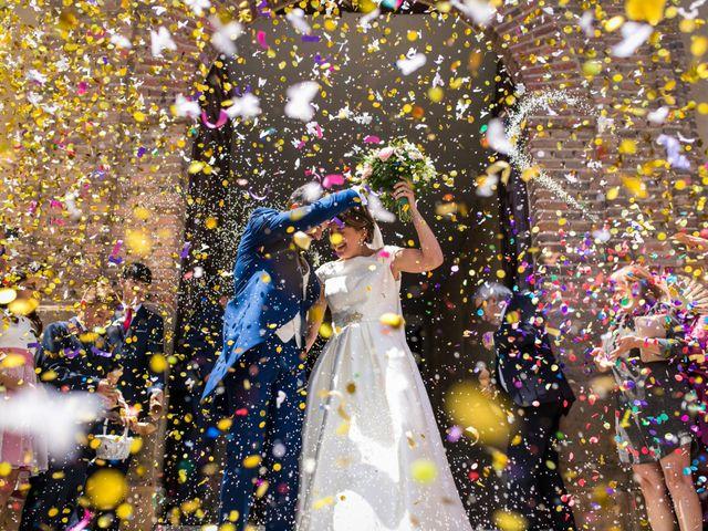 La boda de Juan y María en Segovia, Segovia 46