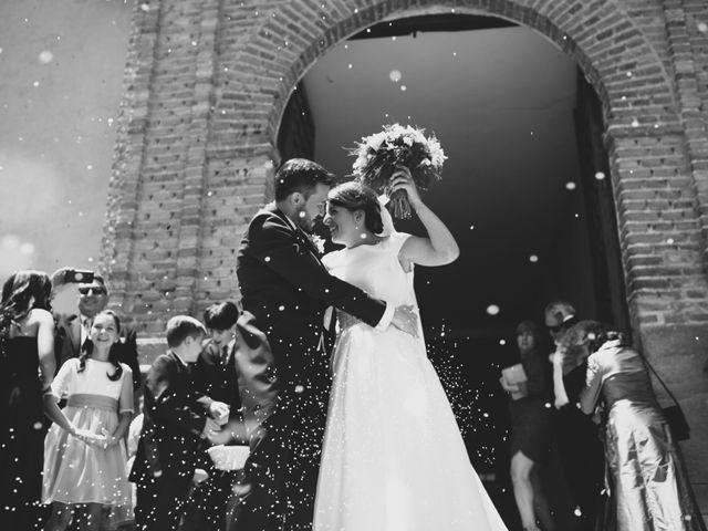 La boda de Juan y María en Segovia, Segovia 47