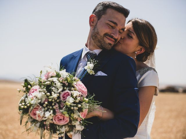 La boda de Juan y María en Segovia, Segovia 54