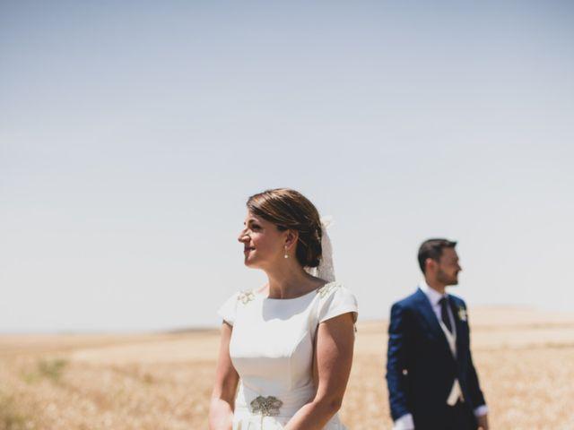 La boda de Juan y María en Segovia, Segovia 2