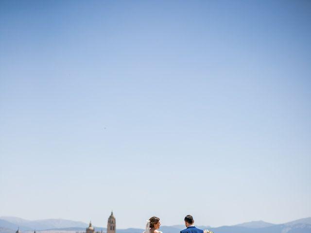 La boda de Juan y María en Segovia, Segovia 56