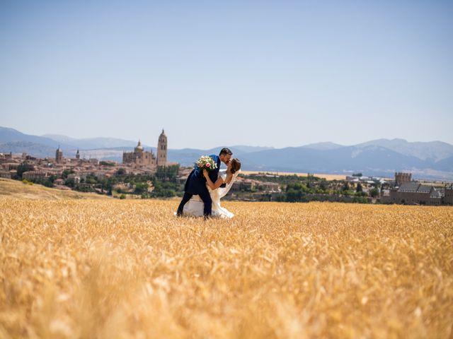 La boda de Juan y María en Segovia, Segovia 58