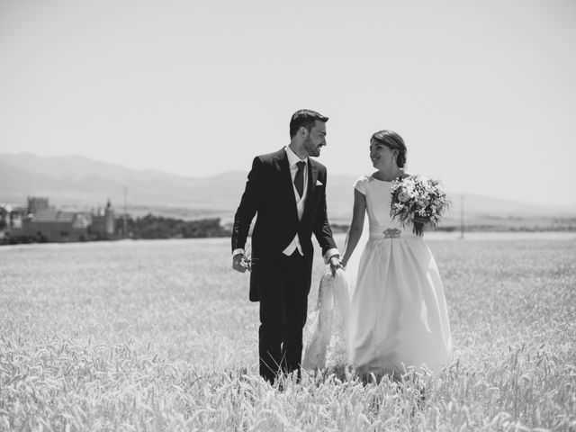 La boda de Juan y María en Segovia, Segovia 59