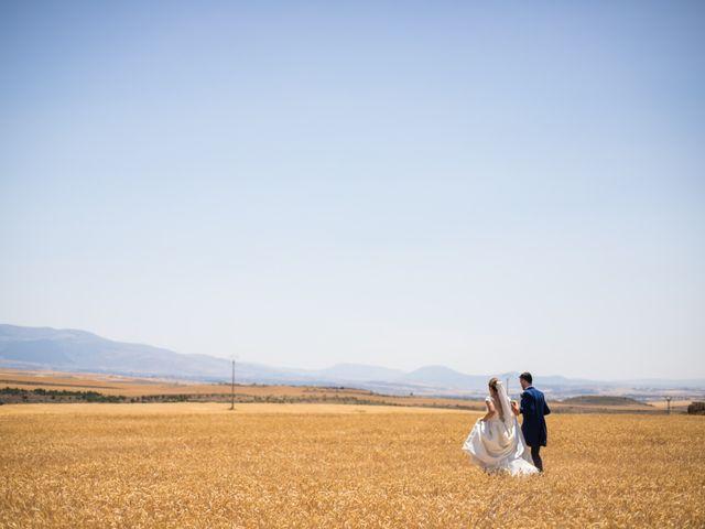 La boda de Juan y María en Segovia, Segovia 60
