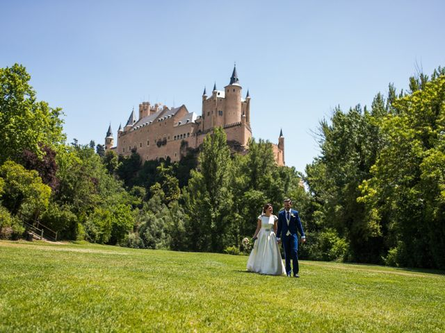 La boda de Juan y María en Segovia, Segovia 61