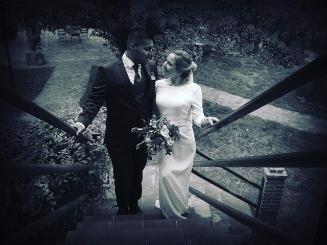 La boda de Elsa Muñoz Alonso  y Mauro Muriel vallejo