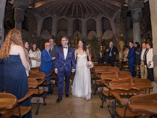 La boda de Joan y Cristian en Santa Coloma De Cervello, Barcelona 21