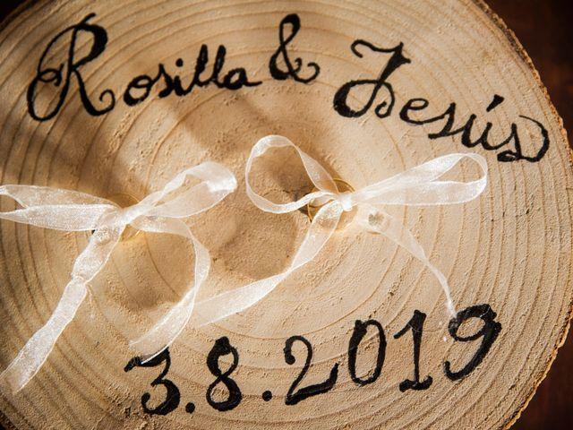 La boda de Jesús y Rosa en Alomartes, Granada 4