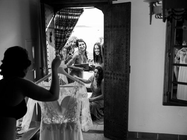 La boda de Jesús y Rosa en Alomartes, Granada 7