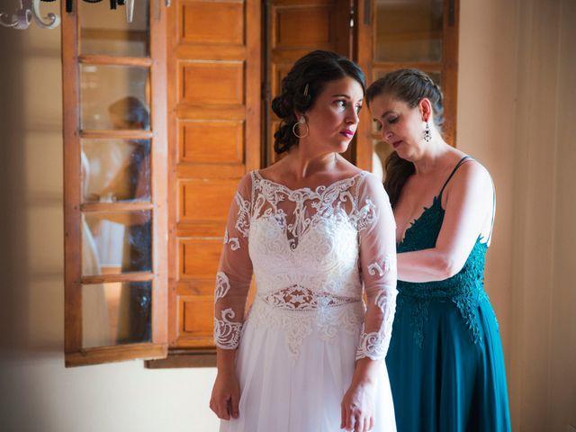 La boda de Jesús y Rosa en Alomartes, Granada 10