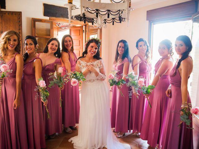 La boda de Jesús y Rosa en Alomartes, Granada 18