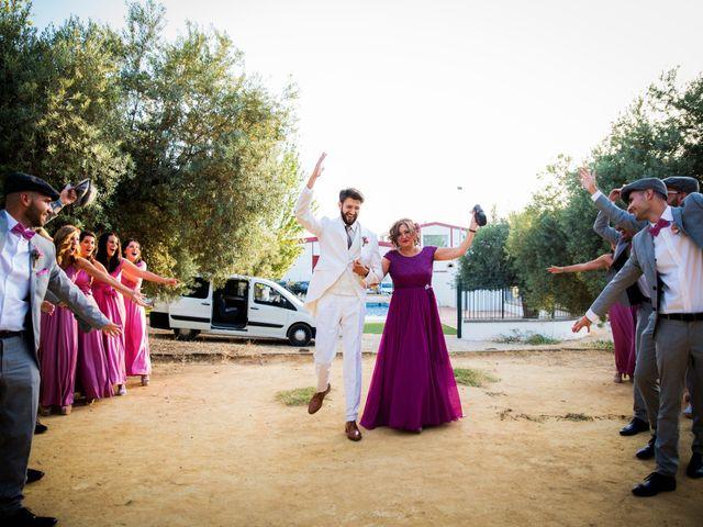 La boda de Jesús y Rosa en Alomartes, Granada 21