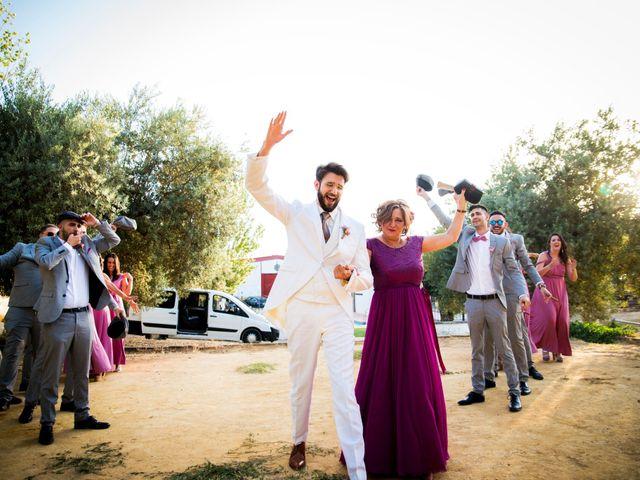 La boda de Jesús y Rosa en Alomartes, Granada 22