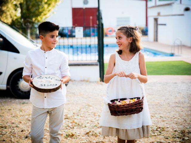 La boda de Jesús y Rosa en Alomartes, Granada 24